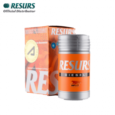 Resurs Diesel 50 g oil additive